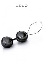Luna Beads Noir - boules de Geisha