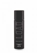Lubrifiant Mister B LOAD (30 ml) : Lubrifiant hybride médical très glissant ressemblant à du sperme, en petit flacon de 30 ml, par Mister B.