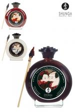 Peinture de corps comestible - Shunga